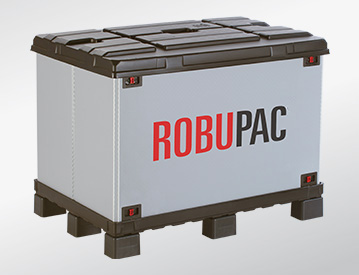 ROBUPAC collapsible container